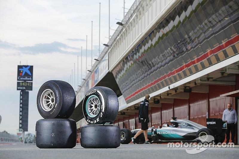 "Alonso: ""Succes 2017-regels hangt af van Pirelli-banden"""