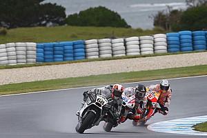 MotoGP Kommentar Kolumne: Für die großen Vorbilder zu nass und zu kalt