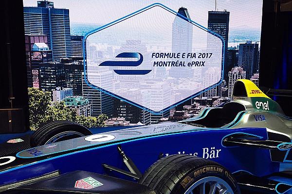 Montréal confirme la tenue de son ePrix