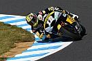 Moto2オーストラリア予選:転倒続出の予選を制したのは、ルティ。中上も転倒し12番手
