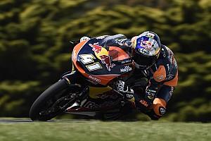 Moto3 Rennbericht Moto3 auf Phillip Island: Klarer Sieg für Binder