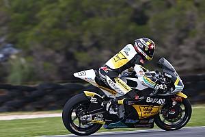 Moto2 Relato da corrida Luthi passa Morbidelli na reta final e vence por 0s010