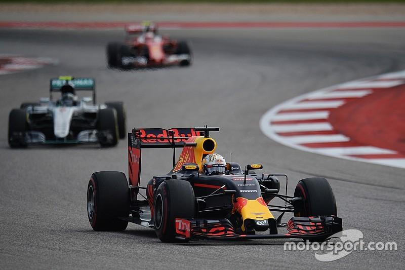 Daniel Ricciardo: Auto wäre in Austin gut genug für Platz 2 gewesen