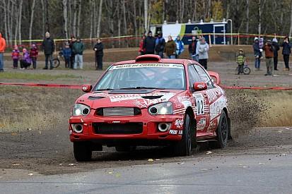 Bourassa et Paquette gagnent le Rallye de Charlevoix !