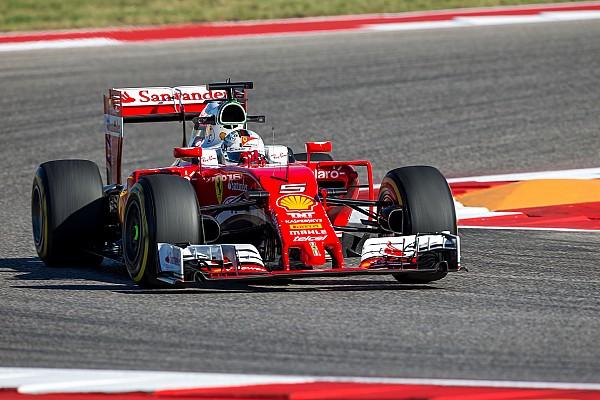 Ferrari-Teamchef: Warum Vettel in Austin einen zusätzlichen Stopp einlegte