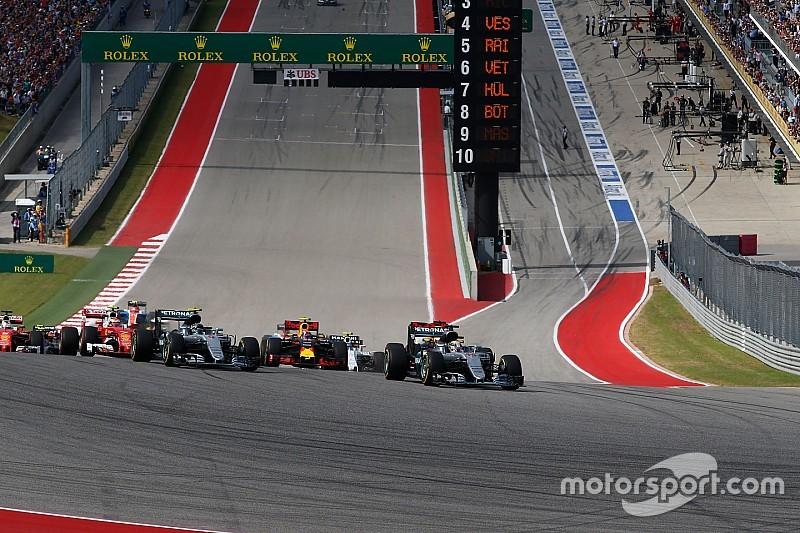 Mercedes asegura que la batalla por 2017 ya arrancó