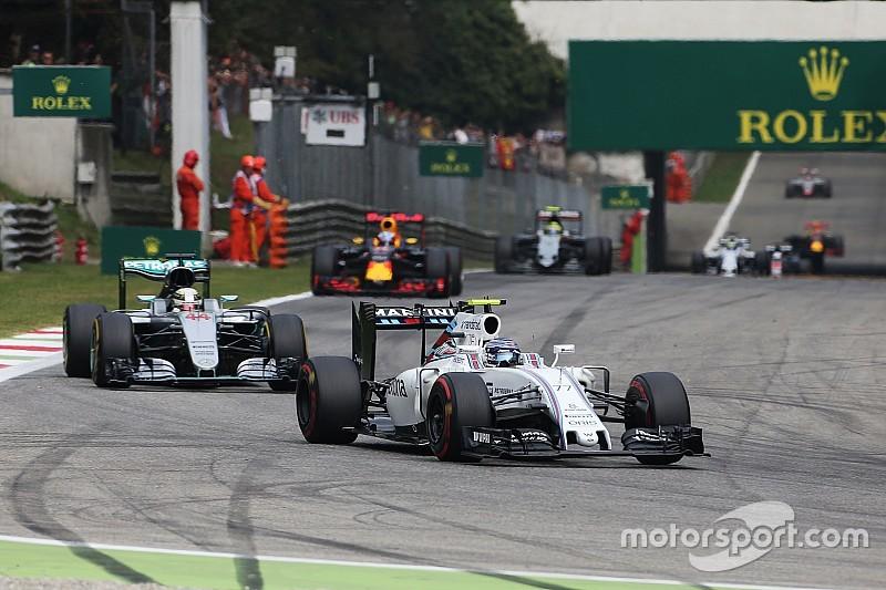 """""""Williams kan niet strijden tegen de top-drie teams"""", erkent Bottas"""