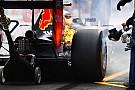 Hamilton bovenaan in VT1 Mexico, Verstappen eerder klaar na vlammen