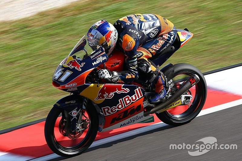 Moto3 Malaysia: Binder rebut pole keenam kalinya