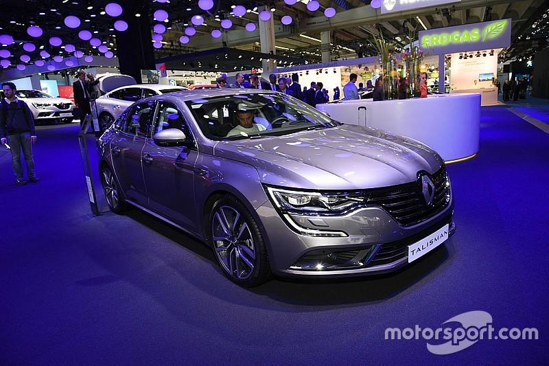 Économie - Renault en pleine croissance