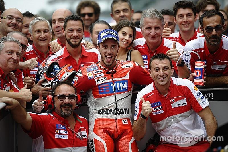 Statistik jelang MotoGP Malaysia 2016