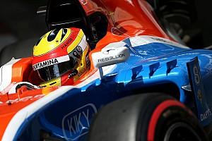 Formula 1 Interview Ban jadi fokus pembelajaran Rio Haryanto