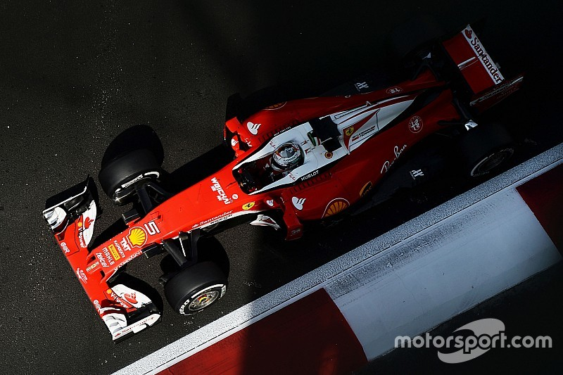 Vettel fue a disculparse con Whiting por sus insultos