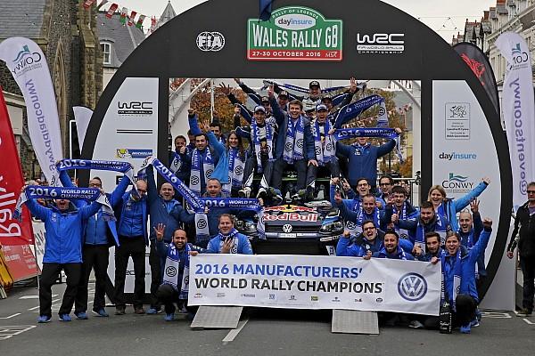 Quarto iride WRC per Volkswagen: ora nel mirino c'è Peugeot con 5 titoli