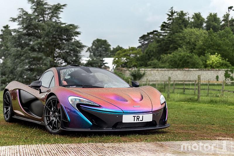 Pacific Blue, la couleur McLaren la plus chère au monde