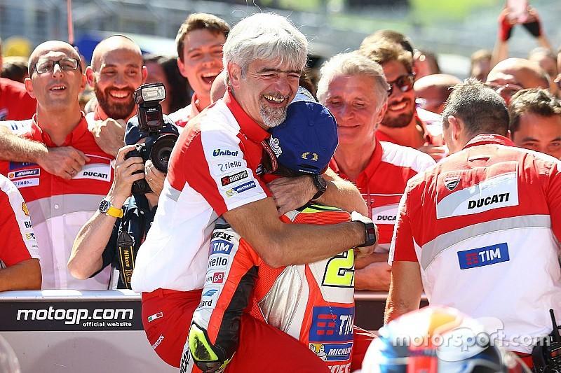 """Iannone: """"Dall'Igna es uno de los que más lamentan que deje Ducati"""""""
