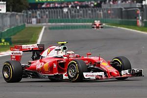 Формула 1 Новость Жара оказалась главной проблемой Ferrari в Мексике
