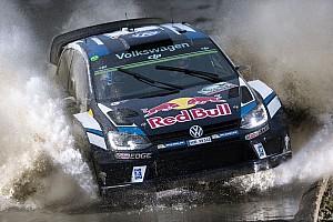 WRC News So begründet Volkswagen den Ausstieg aus der Rallye-WM