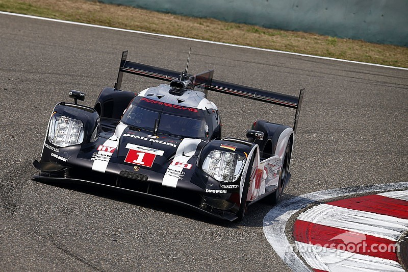 WEC in Shanghai: Erneute Bestzeit von Porsche im 2. Training