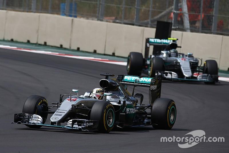 """Rosberg: """"Nederlaag Mexico kwam voort uit unieke omstandigheden"""""""