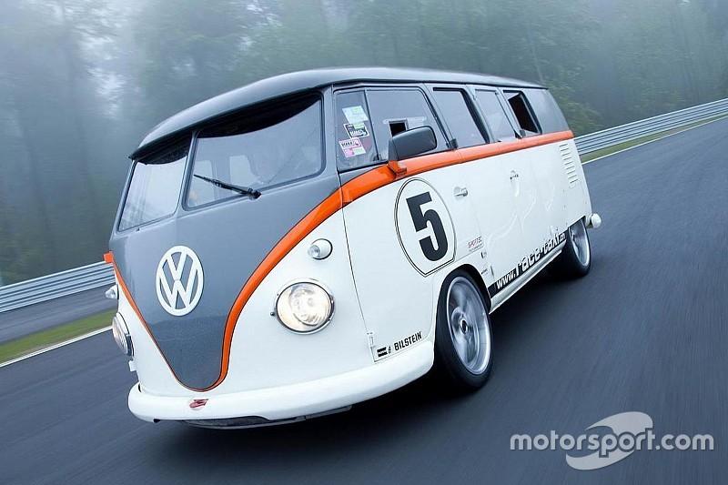 Vidéo - Quand le Volkswagen Combi passe de 60 à 530 chevaux!