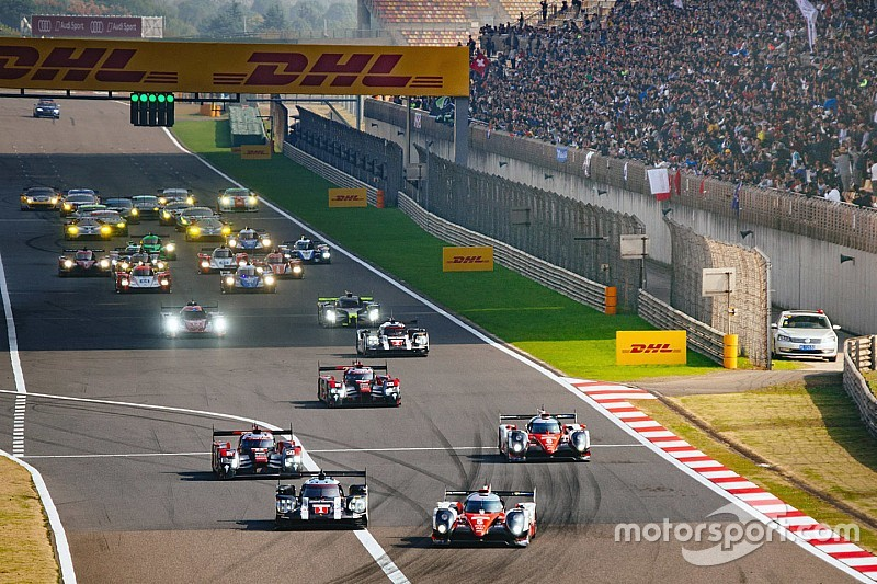 【WEC】上海6時間レース決勝速報:ポルシェ1号車が完勝。6号車トヨタは執念の2位表彰台