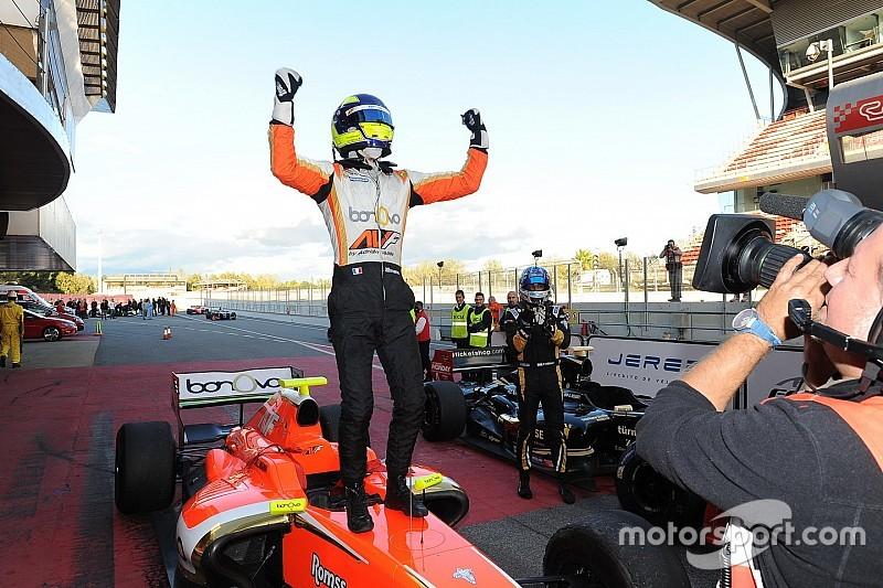 Дильман выступит на этапе WEC в Бахрейне