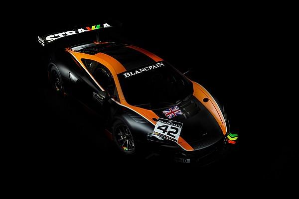 Blancpain Endurance Actualités Strakka Racing en Blancpain GT Series avec McLaren