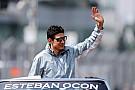 Ocon será el compañero de Pérez en Force India