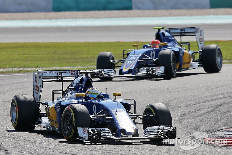 Ericsson et Nasr devraient rester chez Sauber en 2017