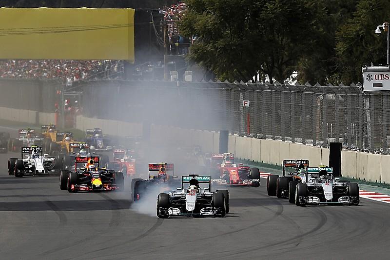 La FIA considera modificar el trazado de México por la polémica de la primera curva