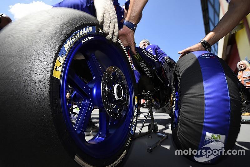 Michelin desplaza a última hora dos nuevos neumáticos delanteros