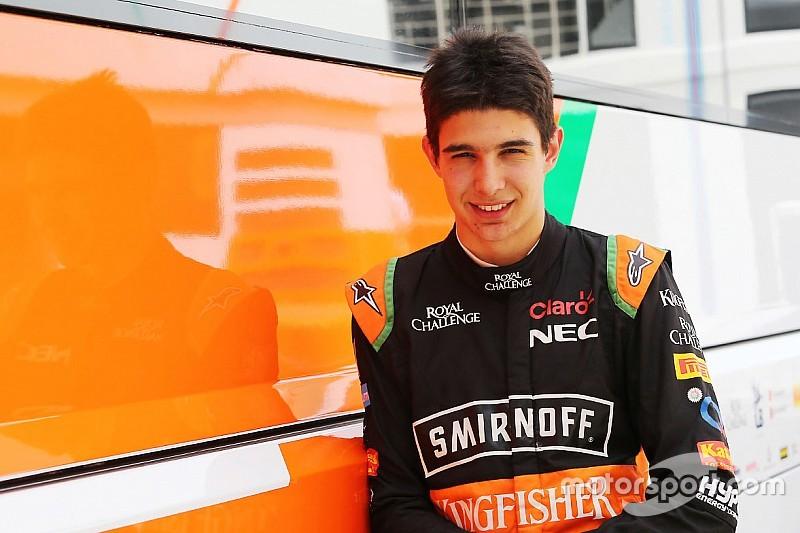 "Sergio Perez: ""Esteban Ocon was de eerste keuze"""