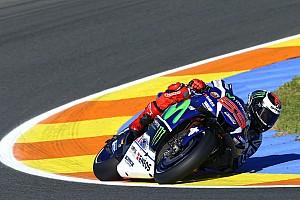MotoGP Practice report MotoGP Valencia: Lorenzo ungguli Rossi di FP1, KTM posisi ke-22