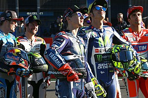 MotoGP Antrenman raporu MotoGP Valencia: İlk antrenmanlarda Lorenzo lider, Rossi ikinci