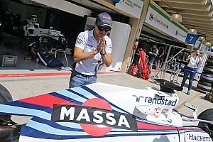 F1 Noticias de última hora Massa, protagonista hasta en el coche de su equipo