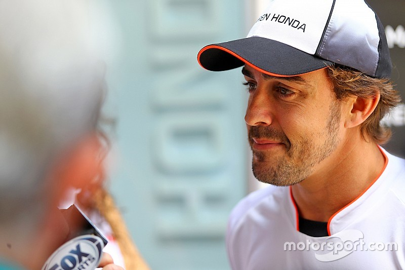Alonso verzoekt om meer consistentie in straffen