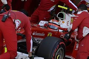 F1 Reporte de prácticas Raikkonen será investigado por un incidente con Sainz