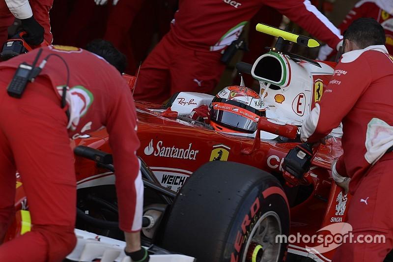 Raikkonen será investigado por un incidente con Sainz