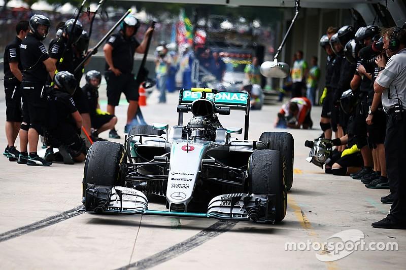 Mercedes verändert Position der Box, um ein Aufsetzen der Fahrzeuge zu verhindern