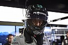 Rosberg repite su discurso de la poca importancia de la pole para el domingo