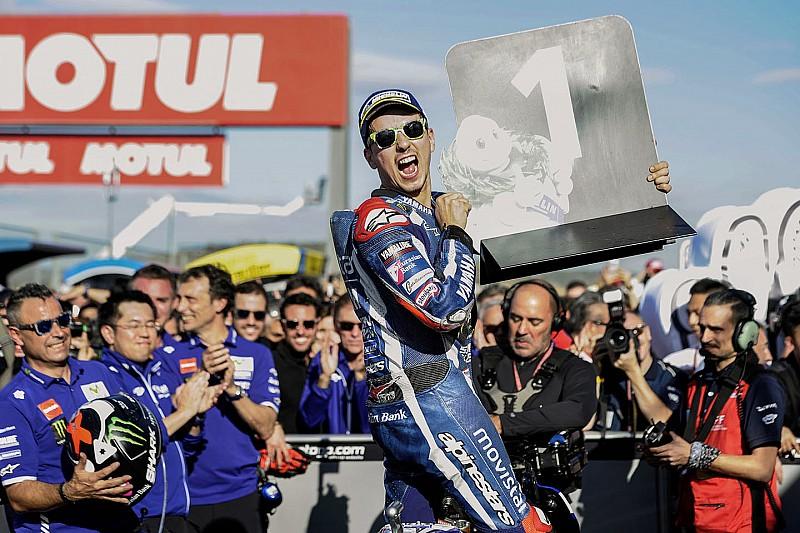 MotoGP瓦伦西亚站:洛伦佐压制马奎兹,勇夺收官站冠军