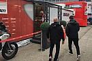 Lorenzo toma posesión en Ducati