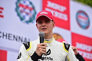 Indian Open Wheel Noticias de última hora Schumacher, Newey listos para el MRF Challenge