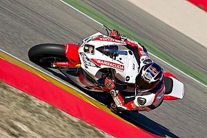 Superbike-WM News Stefan Bradl gibt Testdebüt für Honda in der Superbike-WM