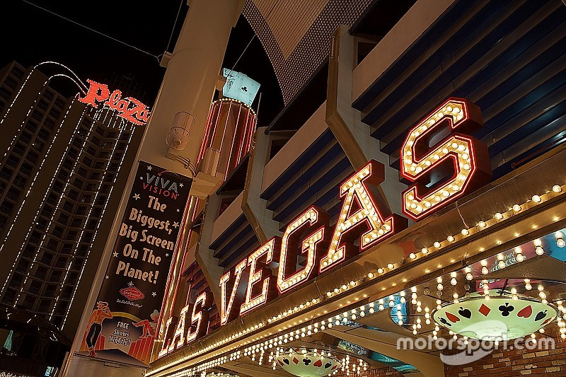 Liberty fija su atención en una carrera nocturna de F1 en Las Vegas