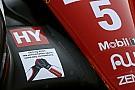 Toyota saluda a Audi en su última carrera en el WEC