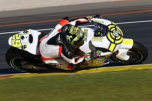 Iannone, Suzuki'nin viraj hızından dolayı şok yaşamış!