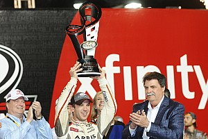 NASCAR XFINITY Noticias de última hora Suárez: