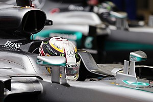 Formule 1 Preview Hamilton est conscient de faire face à